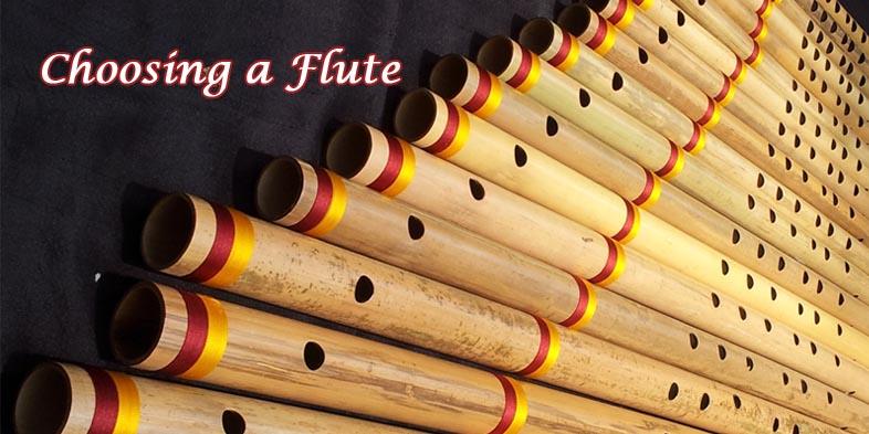 Choosing a Flute