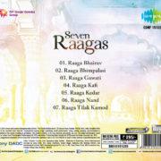Ronu Majumdar Seven Ragas Album