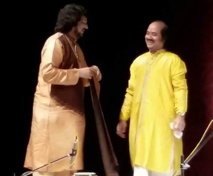 Ronumajumdar with kumar bose