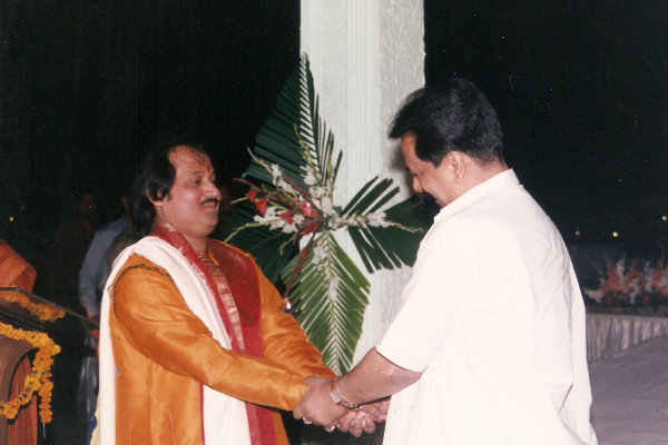 Ronumajumdar with subroto roy