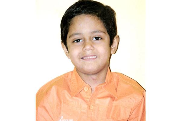 Son Hrishikesh