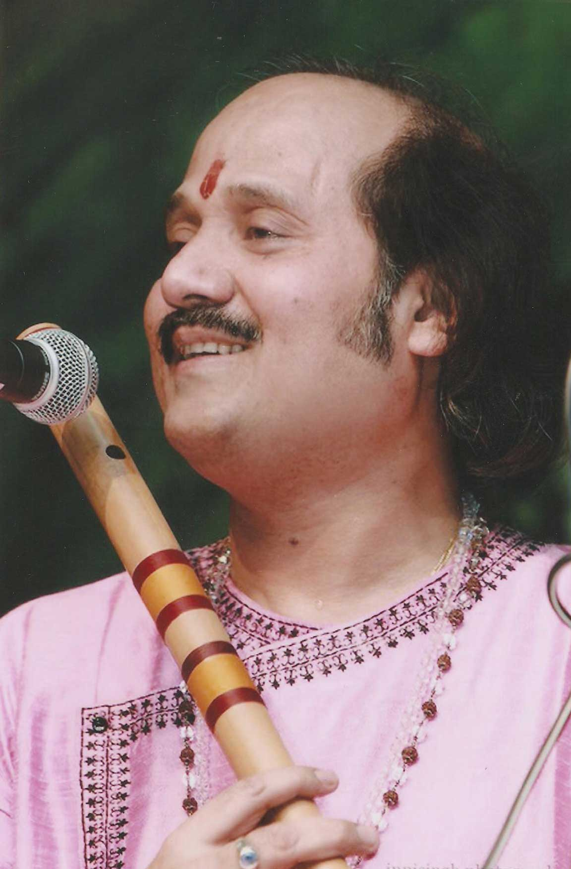 Bansuri raag indian player