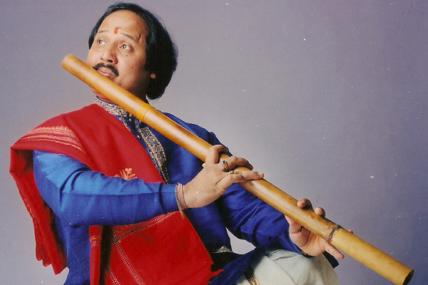 ronu majumdar indian flautist