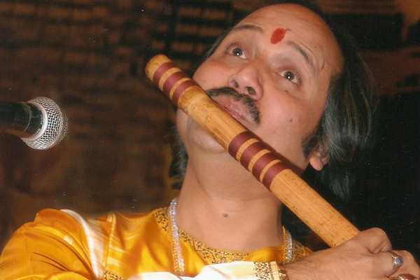 indian classical flute music