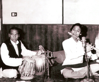 Performance at All India Radio 1981