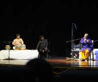 At Rashtrapati Bhavan