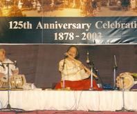 With Pt.Kishan Maharaj & Pt.Durga Prasad