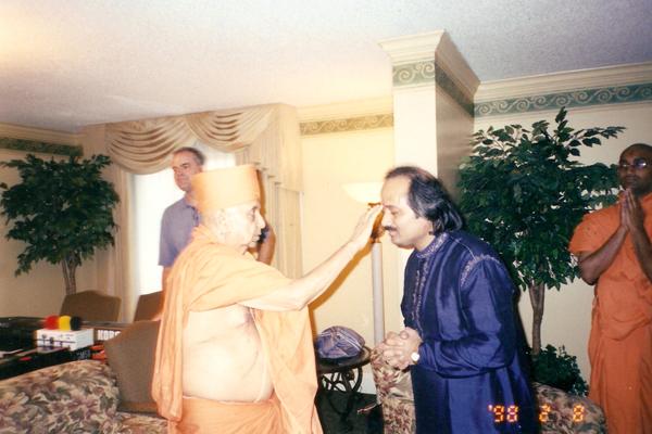 Pramukh Swamiji
